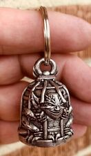 Caged Gremlin Bell Of Good Luck gift fortune pet keychain fun friendship love