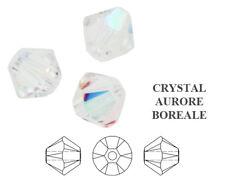 Genuine SWAROVSKI 5328 XILION Bicone Beads * Many Crystal Colors with Effects
