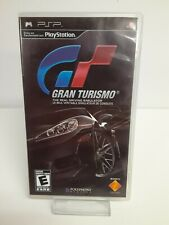 Gran Turismo (Sony PSP, 2009) COMPLETE Clean & Tested!