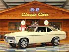 1971 Chevrolet Nova  1971 Chevrolet Nova – Sandlewood / Dark Brown