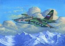 "AVION D'ENTRAINEMENT SUKHOI Su-25UB ""Frogfoot"" B - KIT TRUMPETER 1/32 n° 2277"