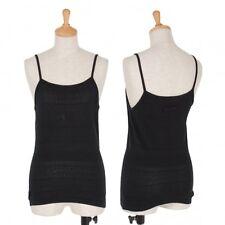 Jean Paul GAULTIER FEMME jacquard knit camisole Size M(K-35689)