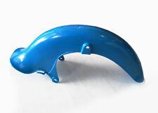 """HONDA C50 C70 C90 FRONT FENDER """"BLUE BODY""""  [ES214]"""
