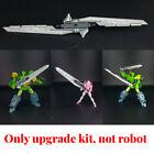 NEW 3D DIY Big Sword Upgrade Kit For Siege Springer Arcee Optimus Prime 5mm Grip