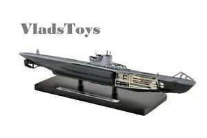 Atlas submarines 1:350 Type VIIC U-Boat German Navy U-255 Germany 1944 7169-114