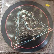 Mekong Delta, The Gnom, Vinyl, limitierte Picture LP, 1987, M/PVC-Sleeve