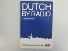 Good - Dutch By Radio - Breitenstein, P.H. 1985-01-01   Radio Nederland Wreldomr