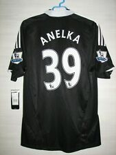 #39 ANELKA CHELSEA 2008-09 AWAY SHIRT ADIDAS JERSEY SOCCER TAGS SIZE M
