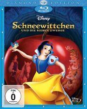 Walt Disney - Schneewittchen und die sieben Zwerge - Diamond Edition - Blu Ray