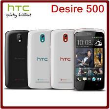 "Original Unlocked HTC Desire 500 8MP/1.6MP 4.3"" 4GB ROM 1GB RAM Touchscreen 3G"