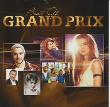 Best Of Grand Prix 3 CD Set incl: Jedward, Abba, Dana Eurovision Song Contest