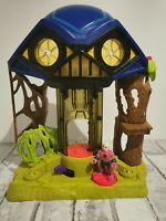 Imaginext DC Comics Lex Luther 'Hall Of Doom' Base With Figure