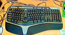 Microsoft Natural Ergonomic Keyboard 4000 Wired USB