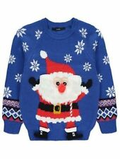 Primark Christmas Jumpers Cardigans For Boys 2 16 Years Ebay