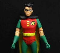 "DC Direct New Batman Adventures Animated ROBIN action Figure 5"" #HG7"