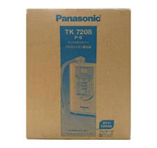 Panasonic Water Purifier alkali ion water purifier TK7208P-s New DHL Fast F/s