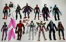 Marvel Legends LOT Toxin Anti Venom Tombstone Speed Demon Doppelganger Electro