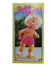 BAMBOLA VINTAGE BABY SKATES MATTEL 5912 - 1982