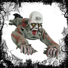 Crawling Zombie Halloween Prop Crawlers Skeleton Bloody Haunted House Decoration