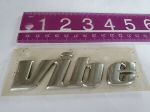 Pontiac GM OEM 03-08 Vibe Front Door-Emblem Badge Nameplate 88969817