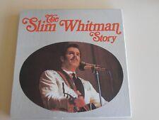 The SLIM WHITMAN Story - 6x Cassette Tape Box set