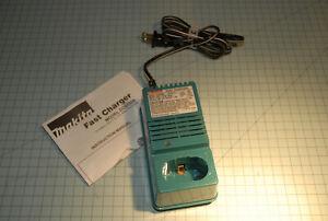 NOS Makita DC 9700 A  D0601 Charger  for 7.2 V & 9.8 V  Makita Batteries