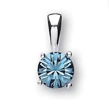 Unbranded Cubic Zirconia Blue Fine Jewellery