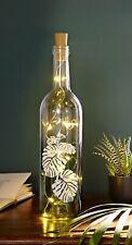 "LED-Flasche ""Jungle Light"" praktisch Deko Getränk Wein Party Garten"