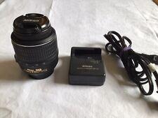 Nikon 18-55mm f/3.5-5.6G AF-S DX NIKKOR Camera Lens