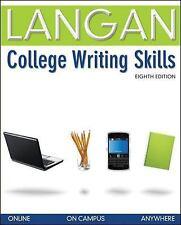 College Writing Skills by Langan, John