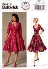 Butterick Sewing Pattern B6412 6412 Dress by Gertie Vintage 14-16-18-20-22