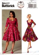Butterick Sewing Pattern B6412 6412 Dress by Gertie Vintage 14-16-18-20-22