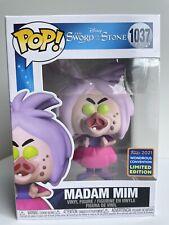 Disney Funko Pop! Sword In The Stone - Madam Mim #1037 2021 Wondrous Convention