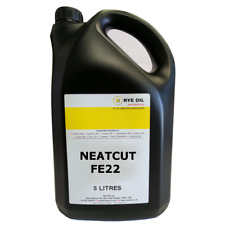 NEATCUT CUTTING OIL 5 LITRE 5L USE NEAT