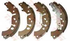 NEW TRW GS8719 Brake Shoe Set-FIAT 500 200710 - /