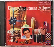 CD Elvis Presley Christmas Album Japan Orig CLEAN Santa Claus is Back in Town