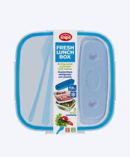 Refrigeratore fresco pranzo Box Contenitore con compartimenti bambini delle posate picnic