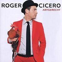 Artgerecht von Cicero,Roger | CD | Zustand gut