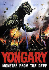 Yongary, Monster of the Deep - Classic Sci-fi / Horror film - New