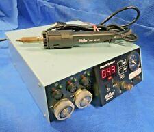 Weller WRS 3000 Repair System Soldering Station with DSV 80/24V Desoldering Tool