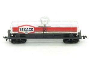 TYCO Trains Texaco Plated Tank Car 367D