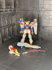 Bandai Mobile Suit Gundam Fighter MS Wing Zero Yellow Variant Action Figure MSIA
