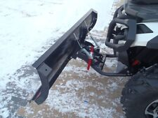 ATV Quad snow plough dedicated front CAN AM OUTLANDER 500 650 800 1000 G2 2012-