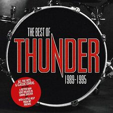 THUNDER - THE BEST OF 1989-1995: CD ALBUM (July 17th, 2015)