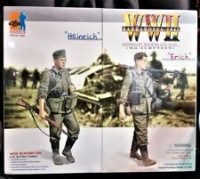 DRAGON 1/6 SCALE WWII GERMAN HEINRICH/ERICH MG TEAM BARBAROSSA 1941 70004