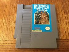 Uncharted Waters (Nintendo Entertainment System NES) Cart Only