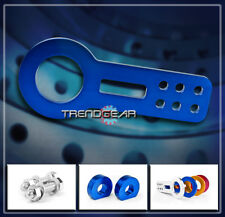 FRONT TOW HOOK KIT BLUE INTEGRA RSX ACCORD CRX CIVIC DEL SOL PRELUDE S2000 FOCUS