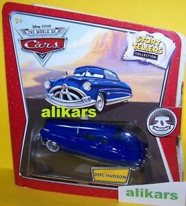 ST - DOC HUDSON - Story Tellers Collection Disney Pixar Teller Cars diecast car