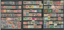 Selection of South America stamps - approx 130+ all different - see scans
