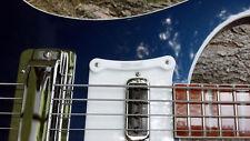 Zero-Mod 4003 WHITE Thumb Rest for Pre-2015 Rickenbacker 4003 Bass - NO MODS!